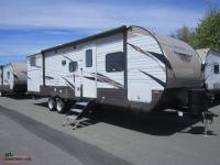 2019 Wildwood 30KQBSS Bunkhouse Outside Kitchen Trailer. Just $135 Biweekly!