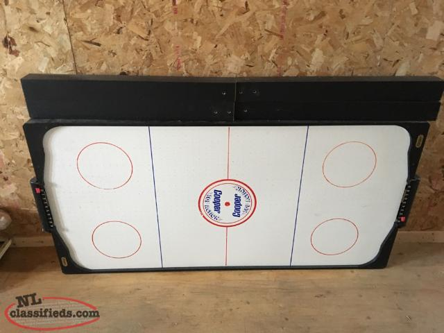 Air Hockey Table For Sale!