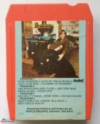 Ray Johnson 8 Track