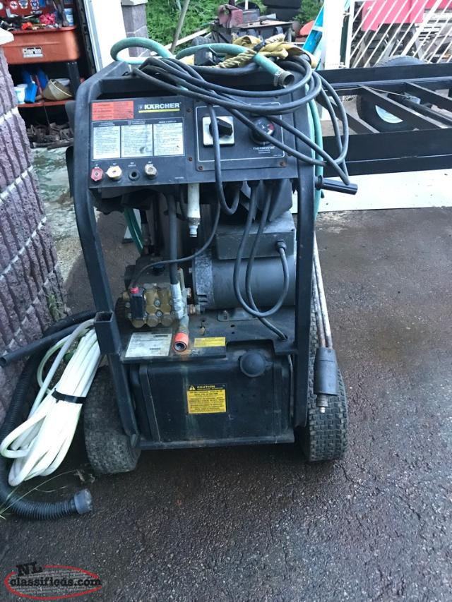 Industrial Power Washer