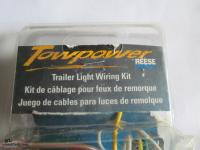 (NEW) TowPower (Reese) Trailer Tail-Light Converter