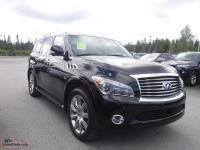 2014 Inifinity QX80 AWD Technology Package $295 B/W