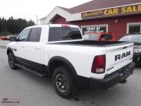 2015 Ram Crew 4x4 Rebel extended warranty to 160kms $279