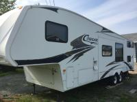 2007 Cougar fifth wheel 314EFS