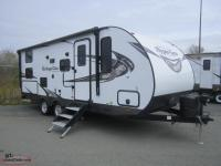 2018 Heritage Glen 24BHHL Light Weight Bunk Trailer. Only $129 Biweekly Tax In!