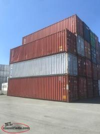 Storage/Shipping Containers,
