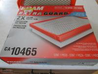 "2 """"NEW"""" Fram Engine Air Filter CA10465 ( Terrain/Equinox/Captiva/Vue, Etc.."