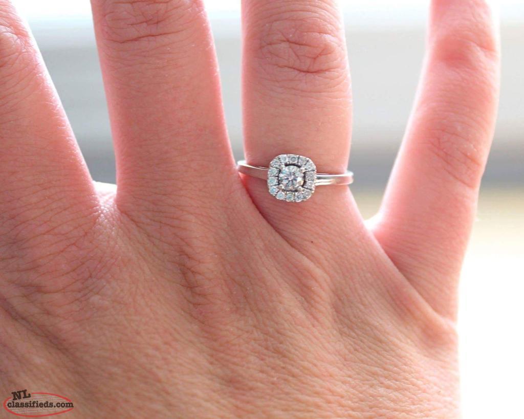Canadian diamond ring - Charleston, Newfoundland Labrador | NL ...