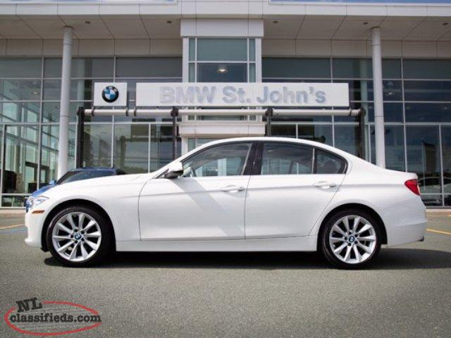 2014 BMW 3 Series $159 B/W TAX IN!