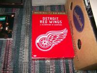 Detroit Red Wings: A Celebration of Champions 4-DVD Box Set, great condition.