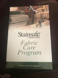 Stain safe fabric care kit w 29.99 value NEW in packaging