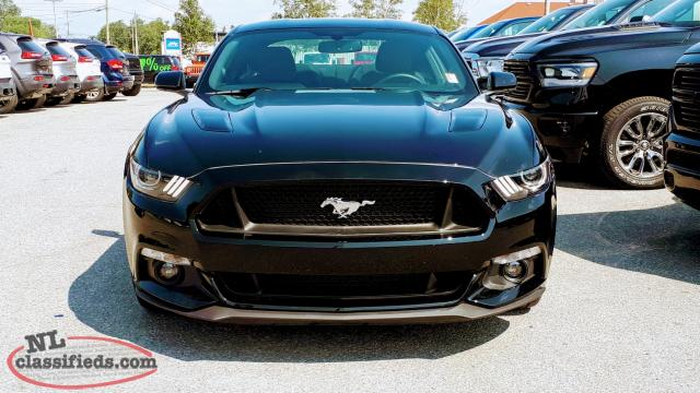 Reduced Price! 2016 Ford Mustang GT 5.0L