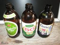 Stubby Beer bottles