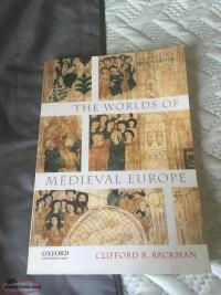 The Worlds of Medieval Europe - MUN Textbook
