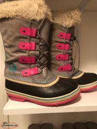 Sorel winter boots