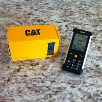 For Sale A Unlocked Cat B100 Cell Phone