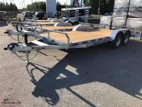 Aluminum Trailers/ K trail galvanized / Force Trailers