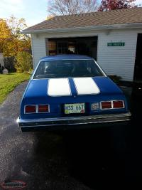 For Sale or Trade 1977 Nova Ralley Sport