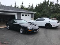 2002 Chevrolet Camaro SS Convertible- All original, only 77,000kms