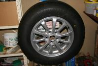 One Yokohama Rim - NO Tire - Never Used