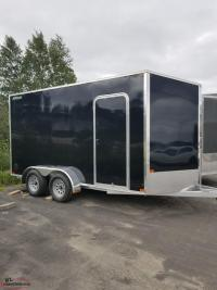 2019 Nitro 7 x 14 trailer with Extra Height, 7 X 16 & 7X18 Also In Stock