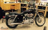 Harley-Davidson Sportster Custom 883 Motorcycle for Sale