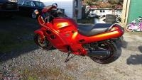 CBR1000 Honda Hurricane ( A steal at $3000)