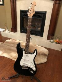 Fender Squier Strat Electric Guitar for sale