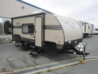 SUV/Minivan Towable. 2019 Wildwood FSX 179DBK Only 3200 lbs! Just $95 Biweekly!