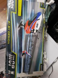 BLADE MCP X RC helicopter