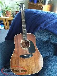 12 STRING TAKAMINE GUITAR