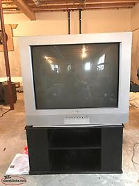 32inch Tv And Stand