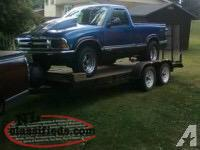 Looking for S10, Sonoma, or blazer