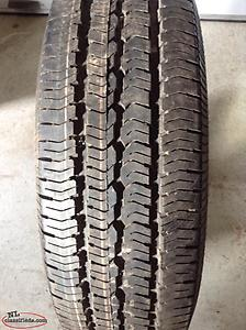 P235/75R16 Goodyear Wrangler ST All Season Tire (NEW)