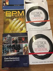 First Year Electrical Books