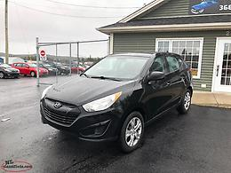 2012 Hyundai Tucson AWD 78,000 km LOADED AND INSPECTED