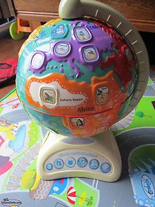 VTEC GLOBE, VTEC SMARTY PAWS remote control car, LEAP FROG ABC PAD,