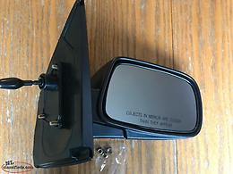 Right (passenger) side rear-view mirror Toyota Echo
