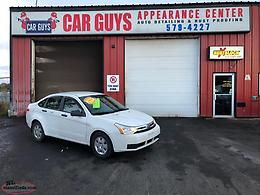 BUY HERE PAY HERE 2010 Ford Focus 103Km, 5 Speed, 4 Door, Loaded ! INSPECTED !