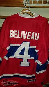 MONTREAL CANADIENS hockey jerseys