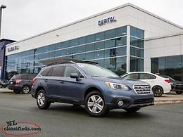 2015 Subaru Outback 2.5i at $206.51 B/W (+Tax)