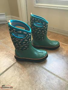 Children's Bogs Winter Boots