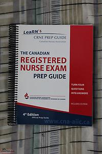 CRNE The Canadian Registered Nurse Exam Prep Guide