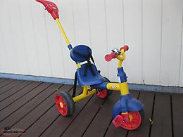 LITTLE TIKES TODDLER 3 WHEELER