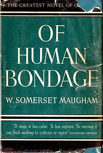 of human bondage by w.somerset maugham