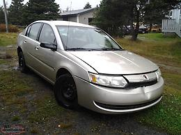 04 saturn ion parts