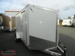 2019 Lightning LTF612SA Enclosed Trailer