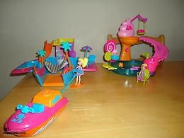 Toys and Barbies Items