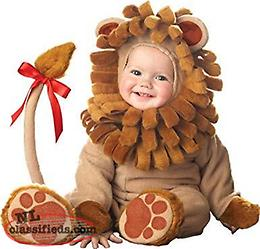 Baby lion costume size 6/12 months
