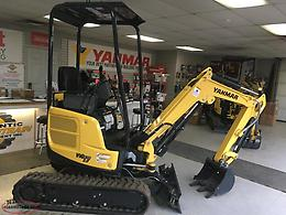 REDUCED TO CLEAR!!! 2018 YANMAR VIO17